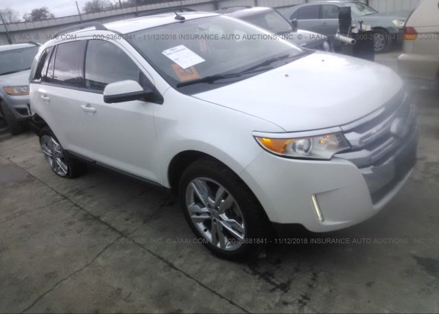 Inventory #932899316 2013 FORD EDGE