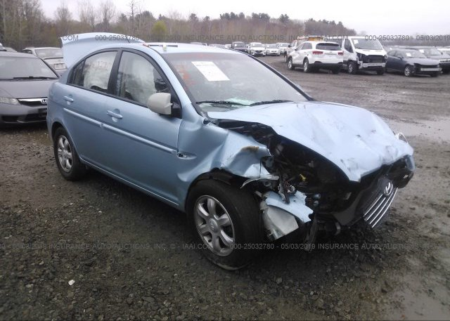 Inventory #227624522 2006 Hyundai ACCENT