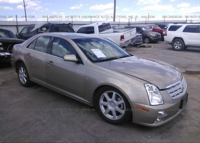 Inventory #689109539 2005 Cadillac STS
