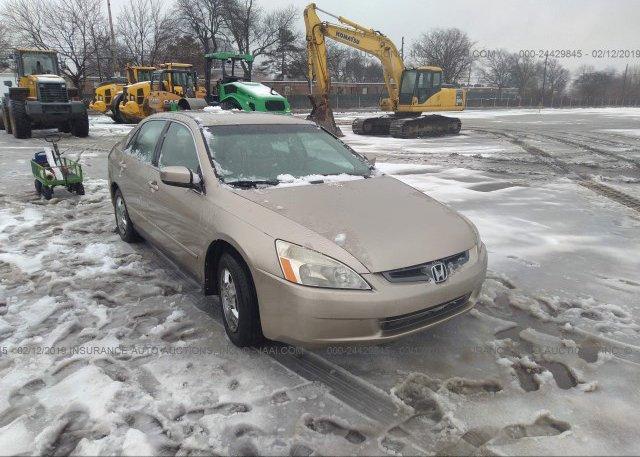 Inventory #812606548 2003 Honda ACCORD