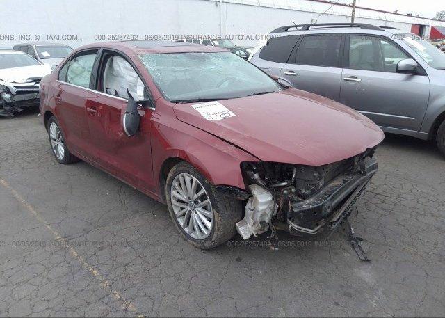 Inventory #861780624 2016 Volkswagen JETTA