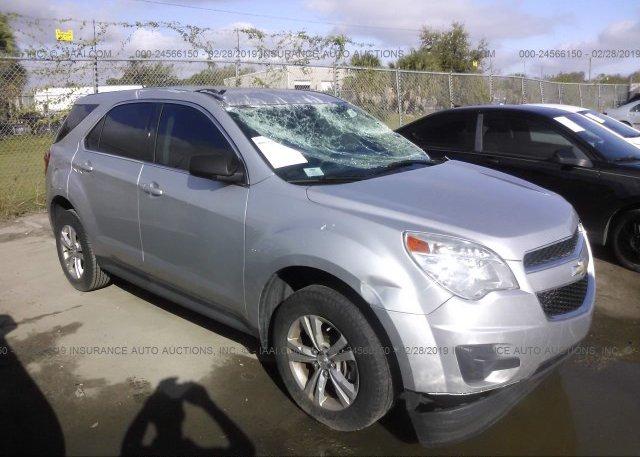 Inventory #832280948 2015 Chevrolet EQUINOX