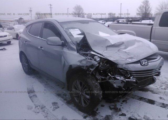 Inventory #651267258 2014 Hyundai TUCSON