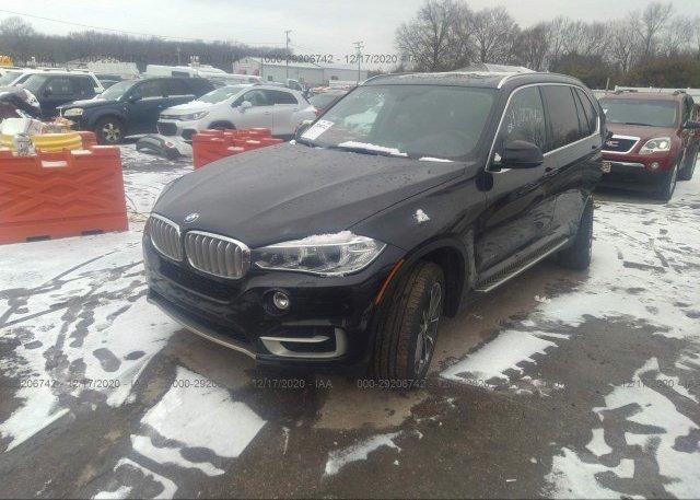 из сша 2015 BMW X5 5UXKR0C50F0P13431