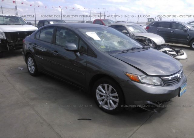 Inventory #582785694 2012 Honda CIVIC