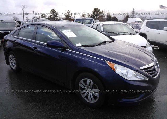 Inventory #758151365 2011 Hyundai SONATA