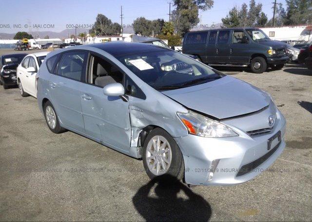 Inventory #311597028 2014 Toyota PRIUS V