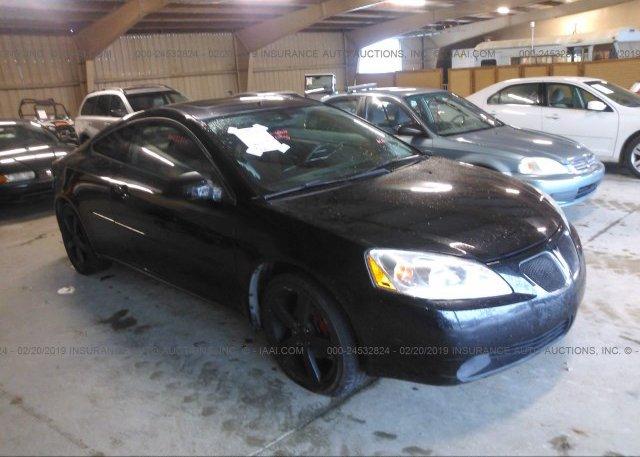 Inventory #177738008 2006 Pontiac G6