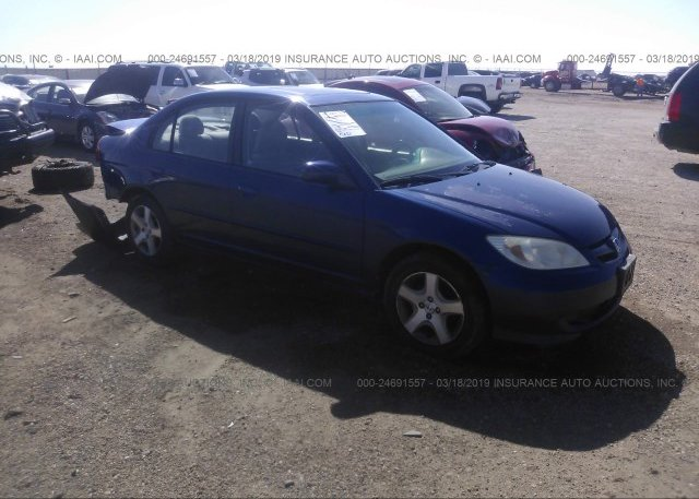 Inventory #938884639 2004 Honda CIVIC
