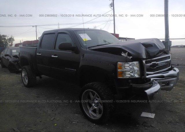 Inventory #522322564 2012 Chevrolet SILVERADO