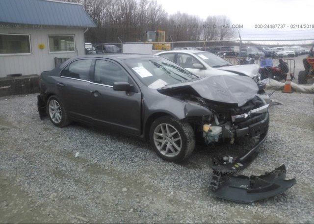 Inventory #949247392 2012 FORD FUSION