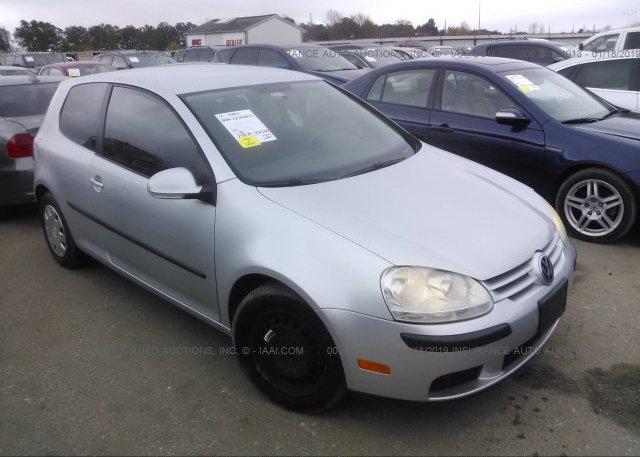 Inventory #951926147 2007 Volkswagen RABBIT