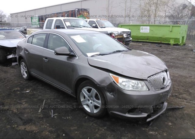 Inventory #189927915 2011 Buick LACROSSE
