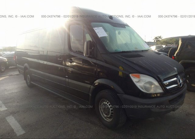 Inventory #916213285 2012 Mercedes-benz SPRINTER