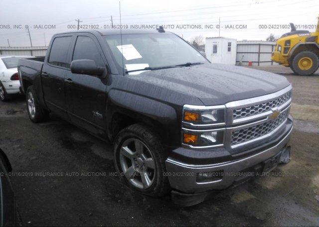 Inventory #492737679 2015 Chevrolet SILVERADO