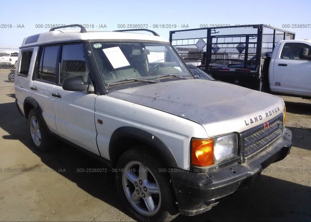 Inventory #614386405 1999 Land Rover DISCOVERY II