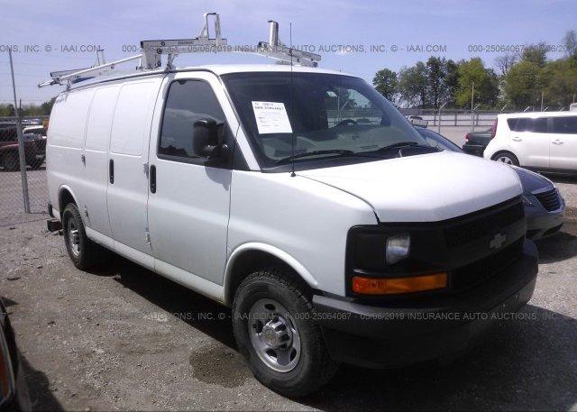 Inventory #725637087 2013 Chevrolet EXPRESS G2500