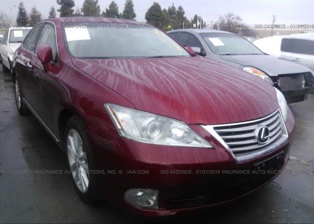 Inventory #440863970 2011 Lexus ES