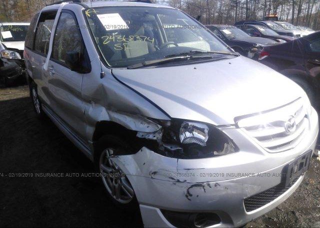 Inventory #450049803 2004 Mazda MPV