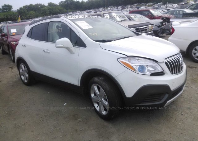 Inventory #977278388 2016 Buick ENCORE