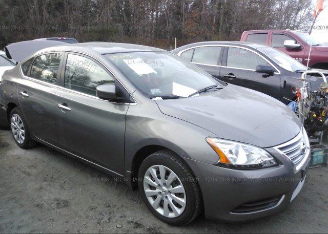 Inventory #502818233 2015 Nissan SENTRA