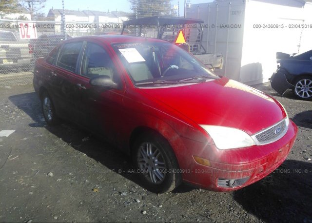 Inventory #871807278 2007 FORD FOCUS