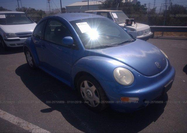 Inventory #821613522 1998 Volkswagen NEW BEETLE