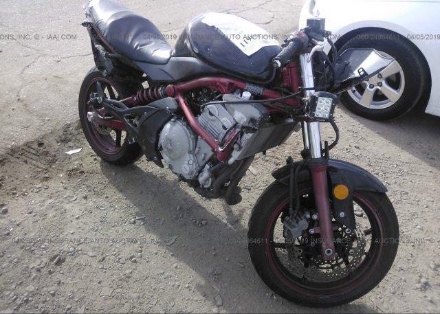 Inventory #341912683 2006 Kawasaki EX650