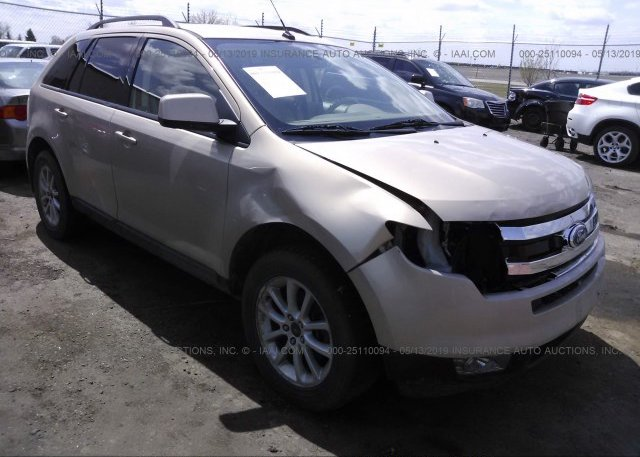 Inventory #679984722 2007 FORD EDGE
