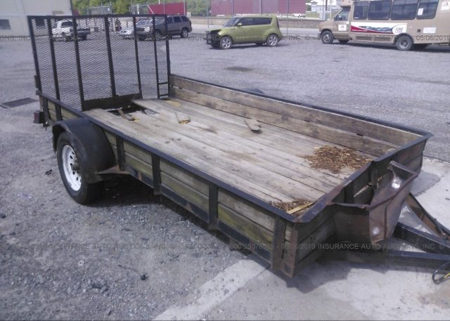 Inventory #237598188 2000 UTILITY TRAILER