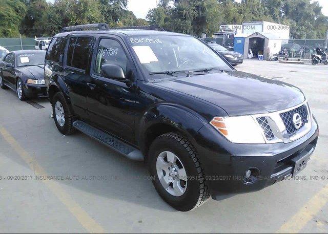Inventory #632000046 2012 Nissan PATHFINDER