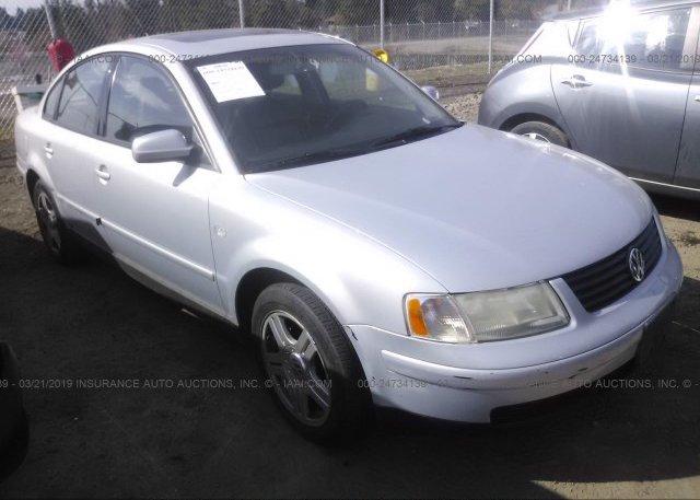 Inventory #561744113 2001 Volkswagen PASSAT