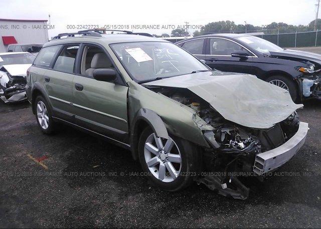 Inventory #684072734 2006 Subaru LEGACY