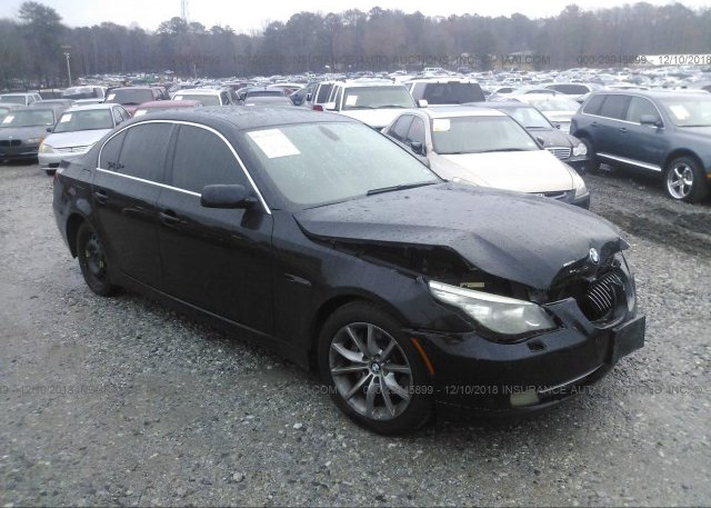 Inventory #786326327 2008 BMW 550