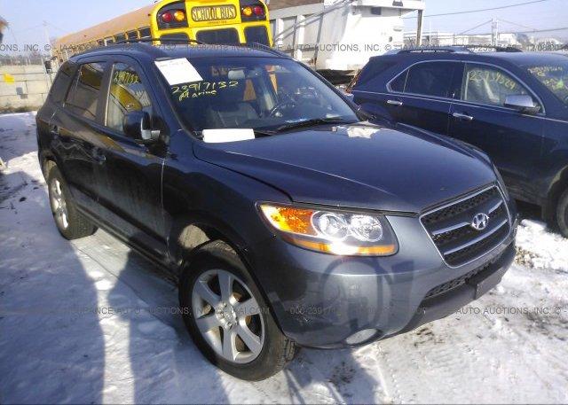 Inventory #546551469 2009 Hyundai SANTA FE