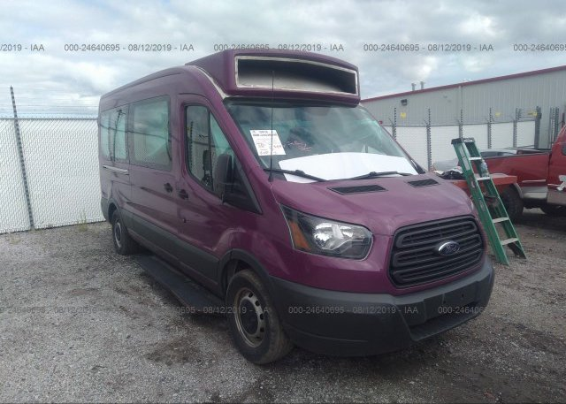 Inventory #903845685 2015 FORD TRANSIT