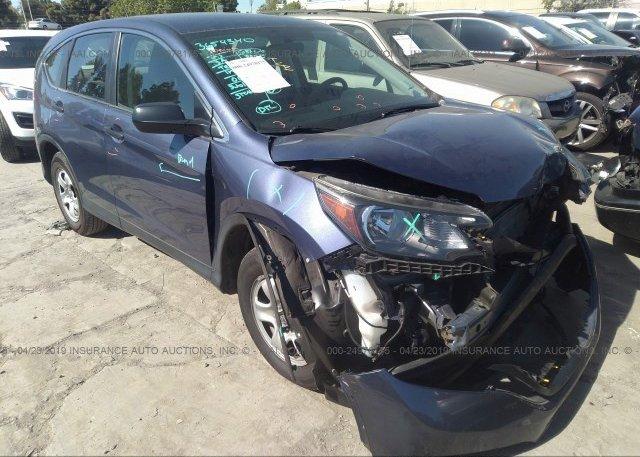 Inventory #333029786 2014 Honda CR-V