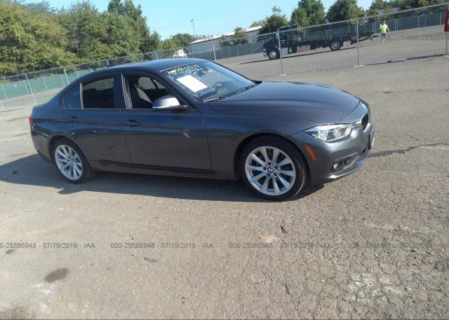 Inventory #533555531 2018 BMW 320