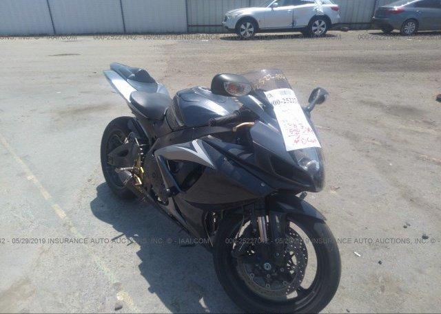 Inventory #823951877 2007 Suzuki GSX-R750