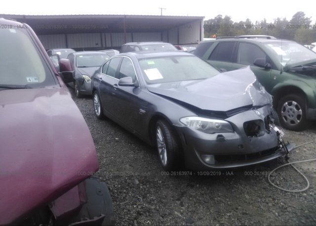 Inventory #761967598 2011 BMW 535