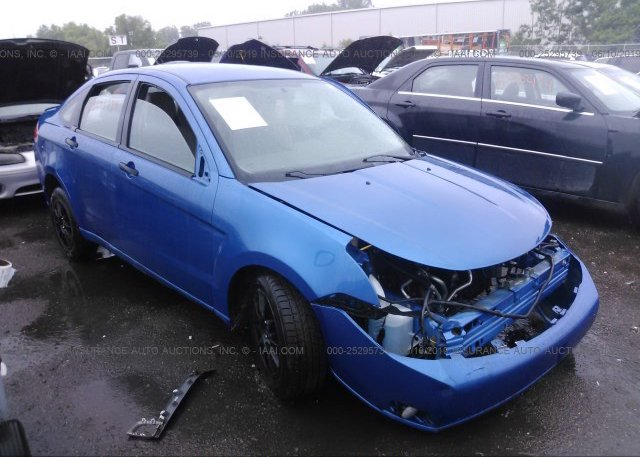 Inventory #871524083 2011 FORD FOCUS