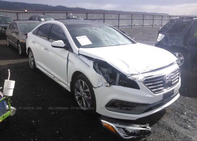Inventory #594322535 2015 Hyundai SONATA