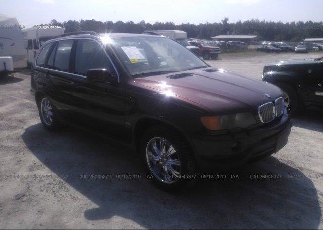 Inventory #282850605 2001 BMW X5