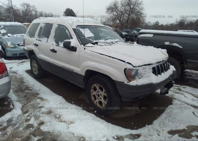 Inventory #962813356 2001 JEEP GRAND CHEROKEE