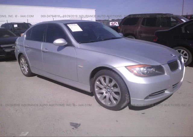 Inventory #865403767 2007 BMW 335