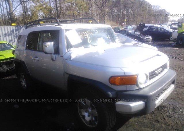 Inventory #191370948 2007 Toyota FJ CRUISER