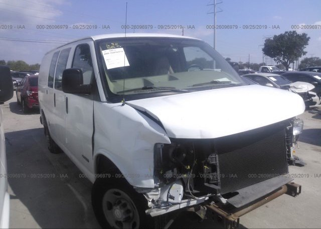 Inventory #176312472 2006 Chevrolet EXPRESS G2500
