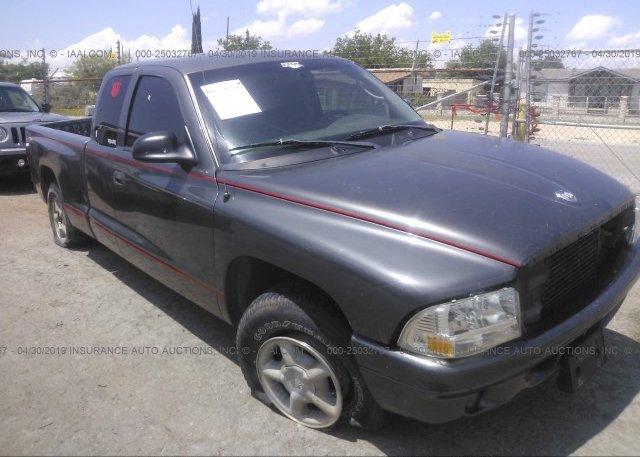 Inventory #426389919 2004 Dodge DAKOTA