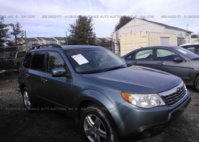 Inventory #796361852 2010 Subaru FORESTER