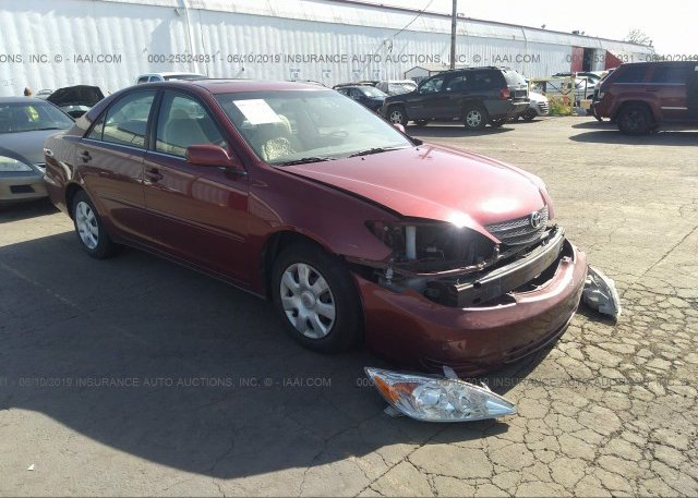 Inventory #352679170 2002 Toyota CAMRY